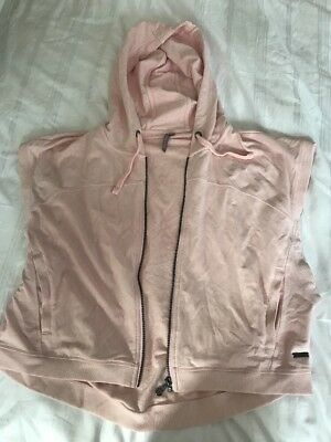 Unworn Women's Pink Sweaty Betty Sweat Hoodie Size Small RRP £79
