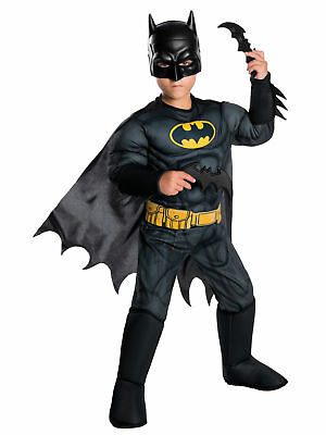 DC Comics Deluxe Batman Child Costume