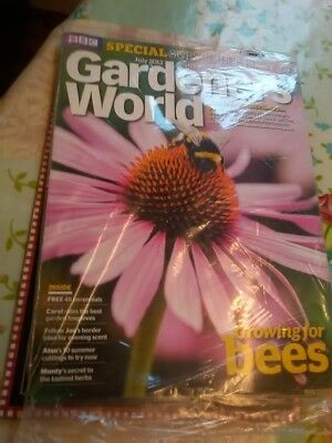 BBC Gardener's World New Sealed Special Subscribers Edition July 2013