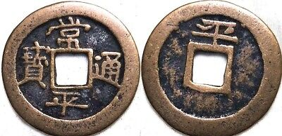 Korea Ancient Bronze coins Diameter:23mm