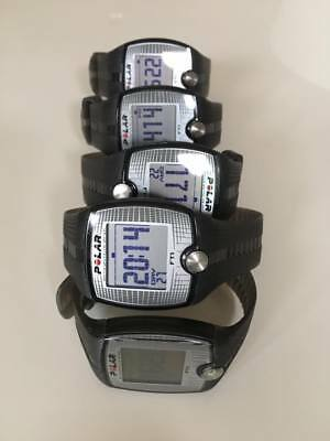 Bargain Five New Polar FT1 Heart Rate Monitor Watches...ref3