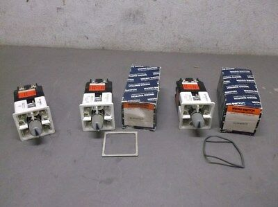 3 Honeywell/Micro Switch Model #910PGD013 Switches