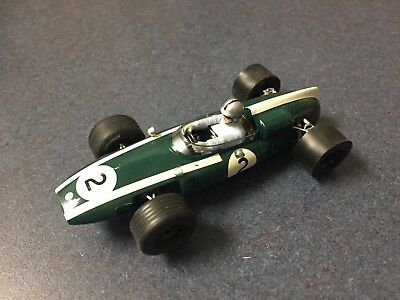 1/32 slot car Scalextric F1 Cooper Climax T53 custom Formula 1 car