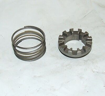 Clutch Jaw Coil Spring 7264 7263 Variable Feed Gear Box 3037-B Ammco 4000 4100