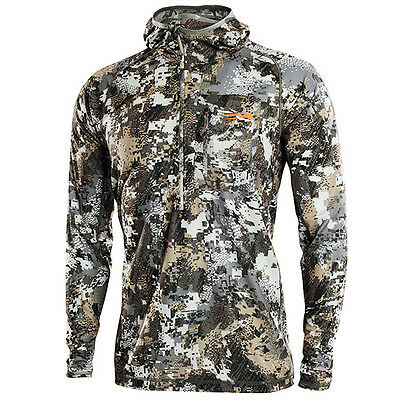 Sitka Gear CORE Lightweight Hoody! Whitetail Optifade Elevated II Camo! L Large