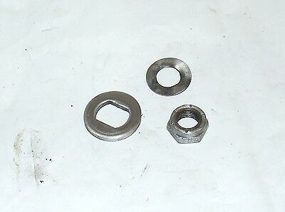 Stop Nut Washer Wave Washer 3184 Variable Feed Gear Box 3037 Ammco 4000 4100
