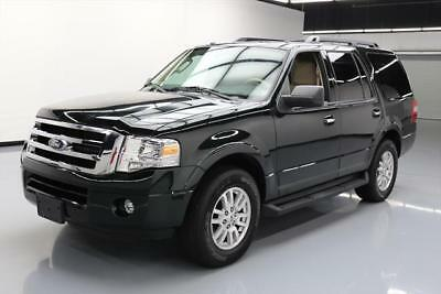 2013 Ford Expedition  2013 FORD EXPEDITION XLT V8 8-PASSENGER 3RD ROW 11K MI #F63579 Texas Direct Auto