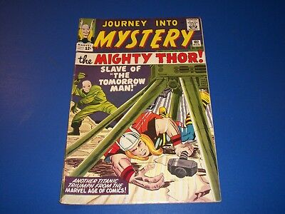 Journey Into Mystery #102 Silver Age Thor 1st Sif 1st Hela Huge Key Hot Wow