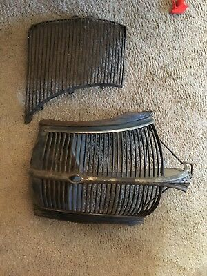 Vintage 1938 To 1940 Ford Car Grill Hot Rod