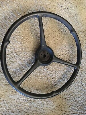 Vintage 1930's Ford Coupe Steering Wheel