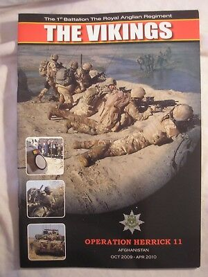 Royal Anglian Regiment Afghanistan Journal 2010 British Army History