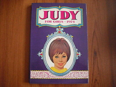 Judy For Girls - Annual 1974