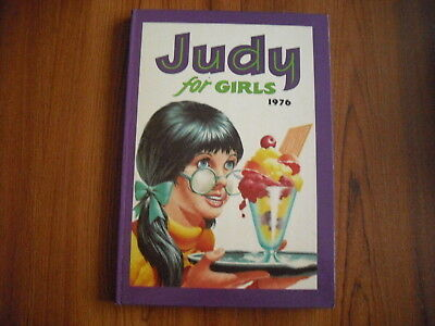 Judy For Girls - Annual 1976