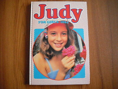 Judy For Girls - Annual 1984