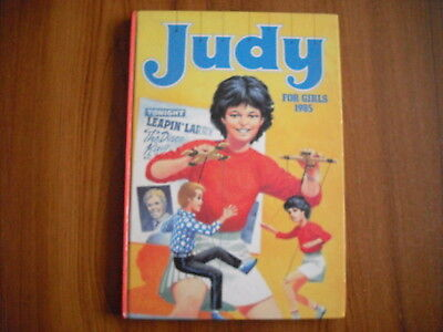 Judy For Girls - Annual 1985