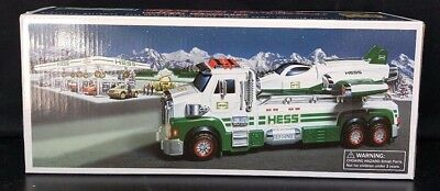 """2014 50th Anniversary HESS """"Toy Truck And Space Cruiser"""" With Scout - Brand New"""