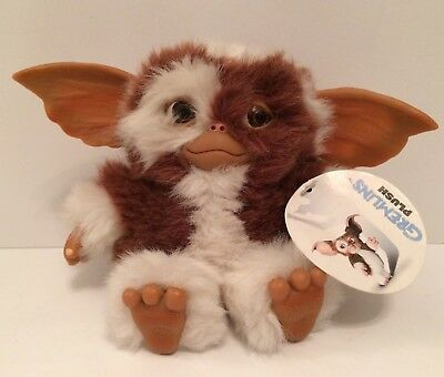 ++ Gizmo Gremlins Plush Toy With Tag - Neca Warner Bros ++