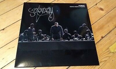STORMZY - Gang Signs & Prayer lp ** signed ** 2lp