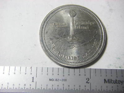 Saint John, NB trade 2 dollars 1987