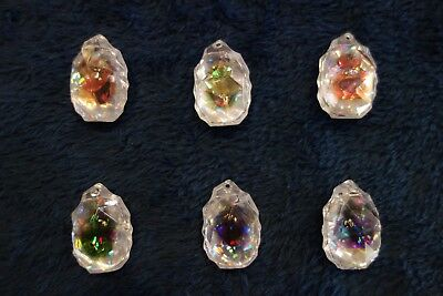 Yowies Series 4 Limited Edition Full Set of Yowie Crystals (6) with Papers