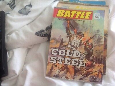 comic battle cold steel 123