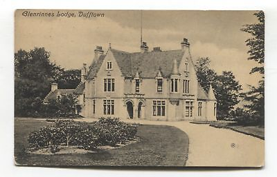 Dufftown, Banffshire - Glenrimmes Lodge - large house - 1944 used postcard