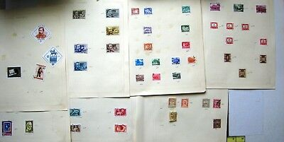 Selection Of Unchecked Hungary Stamps. Lot  #h1