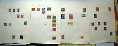 Selection Of Unchecked Early Portugal Stamps