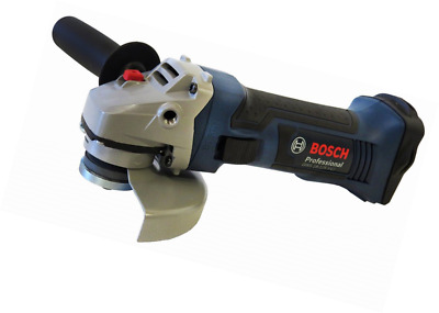 Bosch Professional GWS 18-125 V-LI Cordless Angle Grinder (Without Battery and C