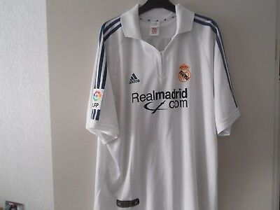 Maillot Football Real Madrid Adidas N°5 Zidane Taille Xl
