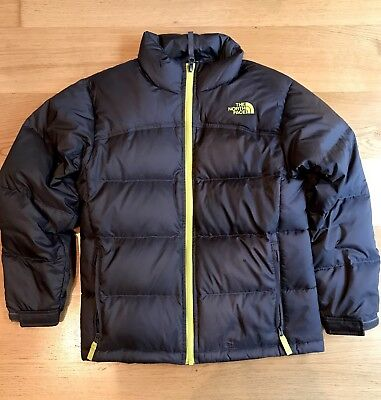 Childrens North Face Insulated Jacket Age 10 - 12