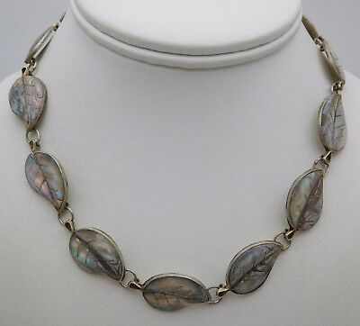 MEXICAN Sterling Silver Ladies Necklace
