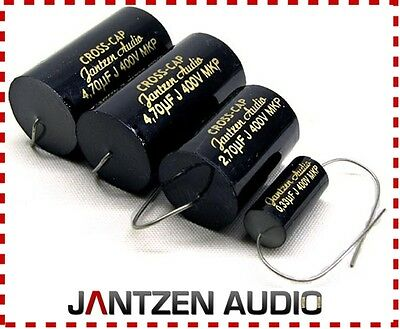 MKP Cross Cap  100,0 uF (400V) - Jantzen Audio HighEnd