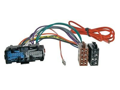 Radio Connection Cable Adapter for General Motors on ISO