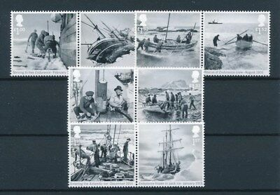 [95979] UK Boats good set Very Fine MNH stamps