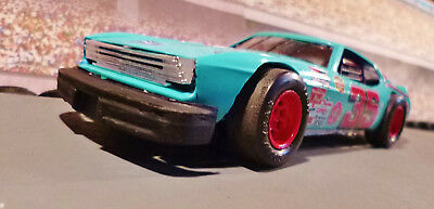 Custom Built 1:25 Scale 1971 Mustang Modified Stock Car with 429 C.I. CJ V8.
