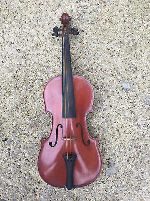 Violon ancien copie d'Antonius Stradivarius Fin XIXe Old Violin