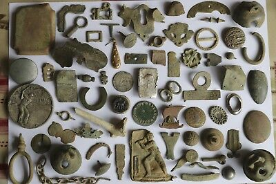 Interesting Group of Medieval & Post Medieval Metal Detecting Finds, Lot 2 of 3
