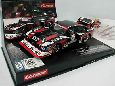 Carrera Evolution 132 27561 - Ford Capri Zakspeed Turbo No.1 Würth-Kraus 1:32