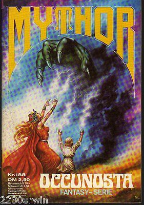 MYTHOR Fantasy Nr. 188 / (1980-1986 Pabel) / OCCUNOSTA