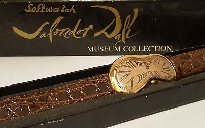 Salvador Dali Museum Collection Softwatch by Exaquo Geneve Swiss Made um 1993