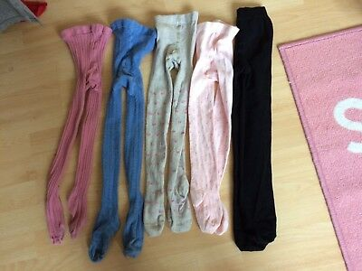 Next And Other Girls 3-4  Years Tights  Bundle