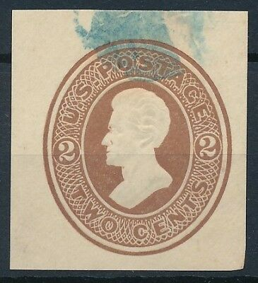 [4989] USA CUT SQUARE good stamp very fine used