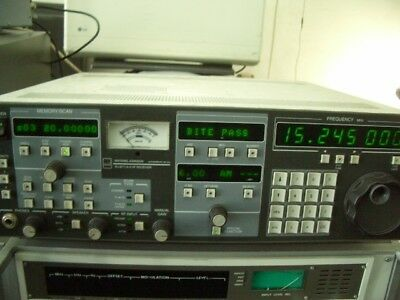 WAKINS- JOHNSON WJ-8711A-3 HF Receiver