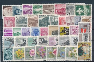 [G114011] Austria Good lot of Very Fine MNH stamps