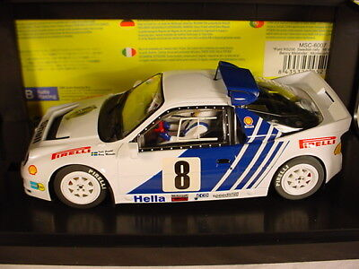 MSC Ford RS200 #8 Swedish Rally MSC-6008 MB