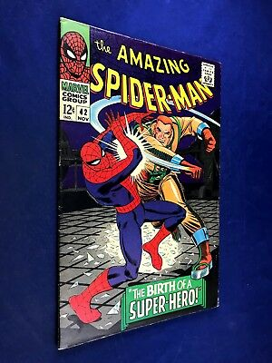 Amazing Spider-Man #42 (1966 Marvel Comics) 1st time Mary Jane Face is Shown