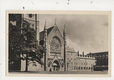 The College Chapel St Patricks College Maynooth Ireland RP Postcard 965a