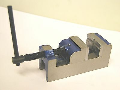 Soba Small Economy Machine Vice  1 1/2 Jaw Width From Chronos