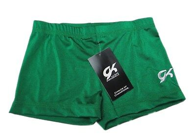 AXS Adult Extra Small 0247 GK Elite Gymnastics Shorts